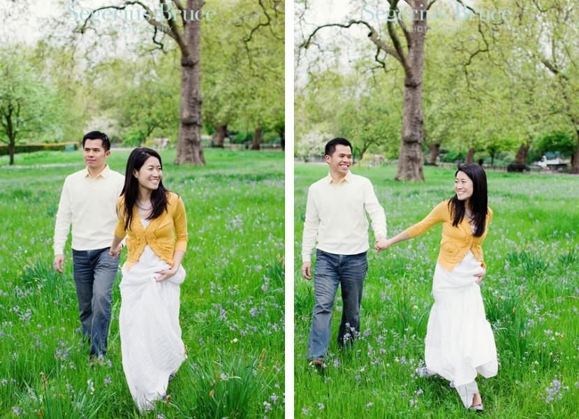 Engagement Session London Hyde Park
