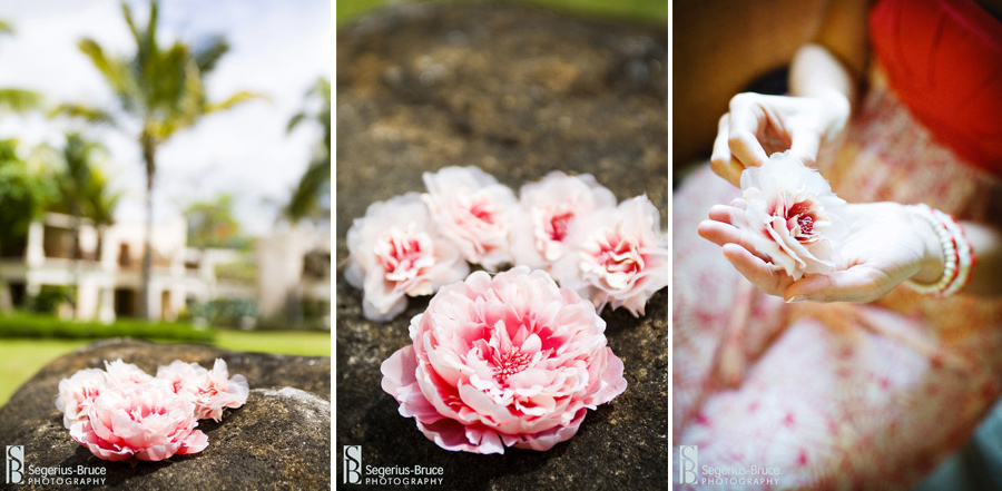 Wedding photography in Mauritius. Wedding at The Hilton.