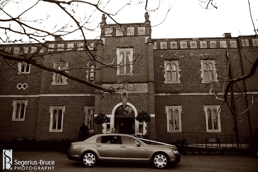 Wotton House Dorking Surrey wedding venue
