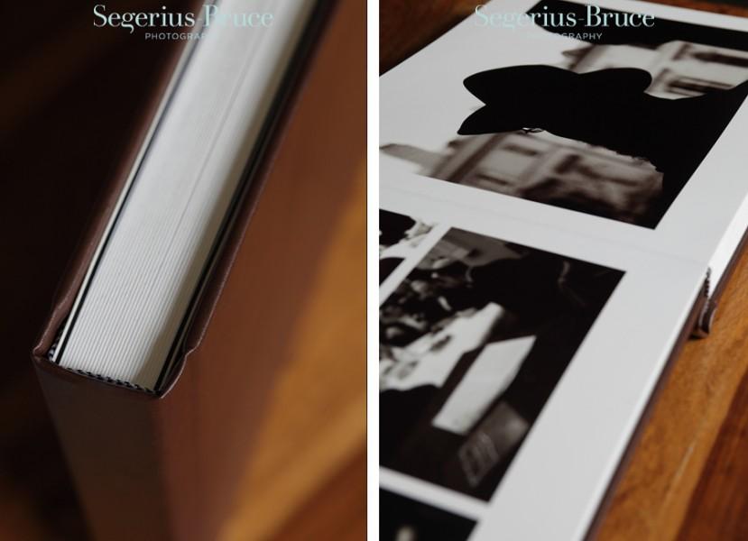 Simcha Photographer wedding album