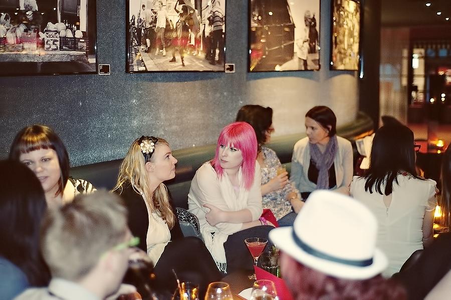 Kat from Rocknrollbride meet up, London Weddings