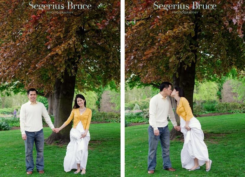 Pre Wedding Engagement Shoot London
