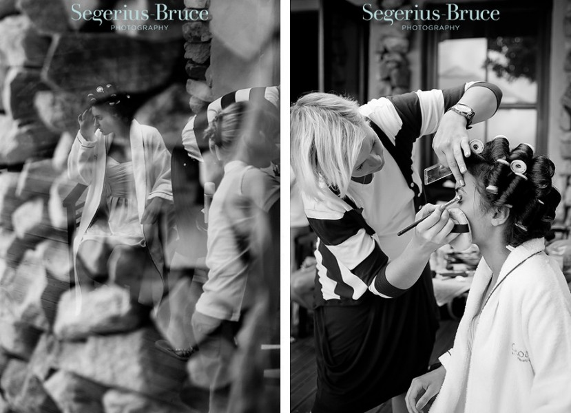 Documentary wedding photographer Cape Town Grootbos