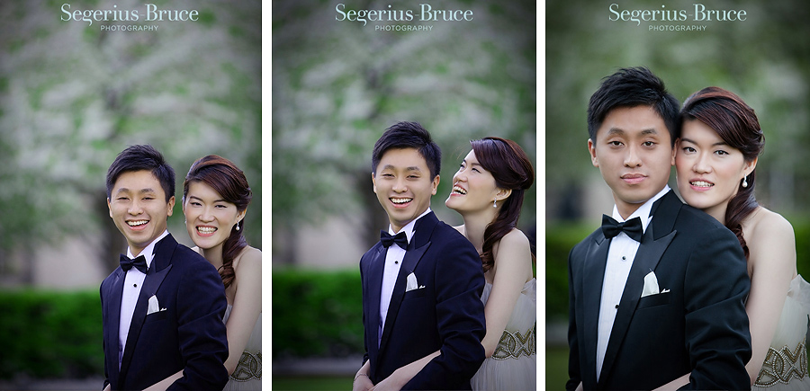Overseas London Pre-Wedding Shoot