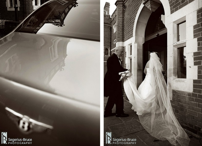 wedding photojournalism Surrey at Wotton House