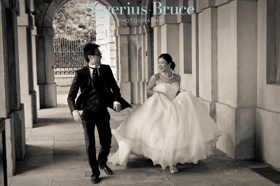 Overseas pre wedding Photo shoot Cambridge