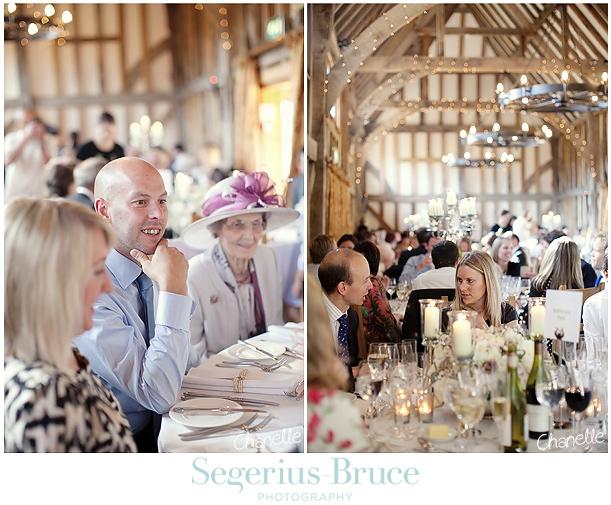 Gatestreet Barn in Surrey. Wedding Reception Venue.