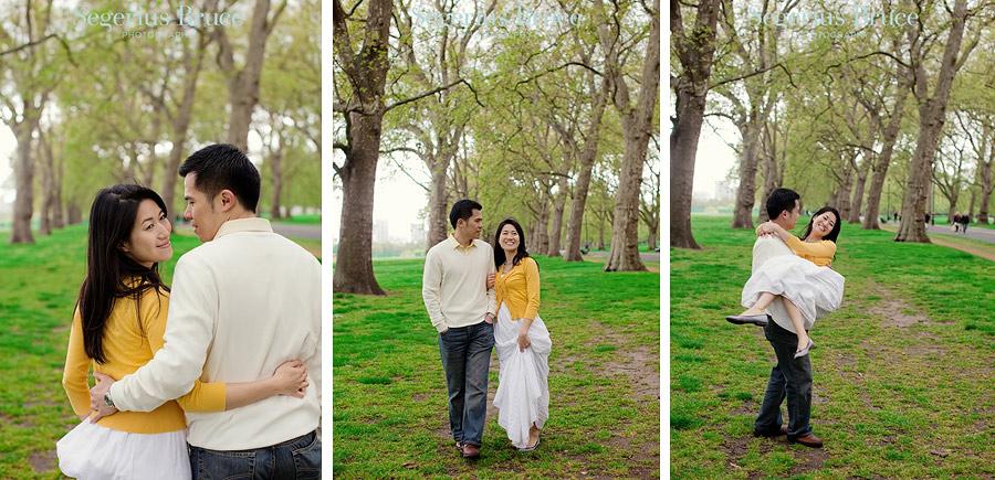 London Wedding Photographer Engagement Session
