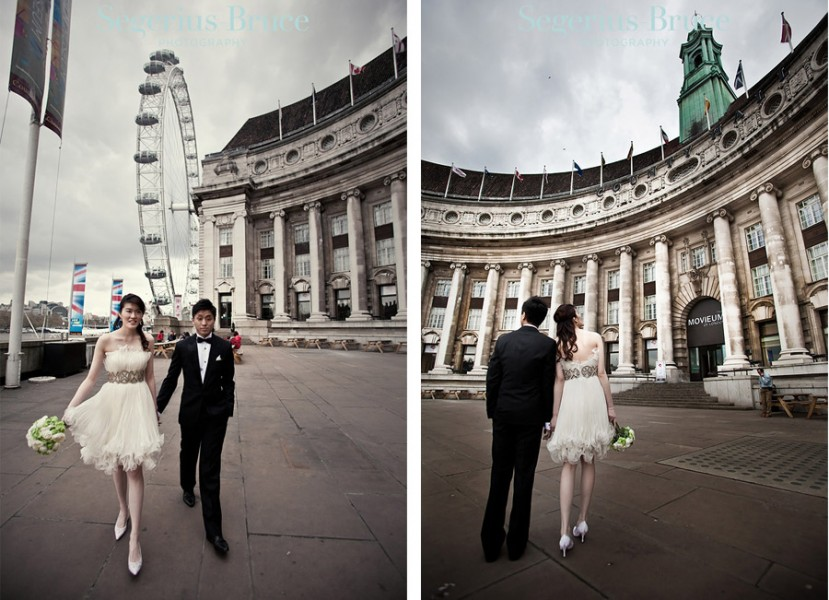 London Pre Wedding Session