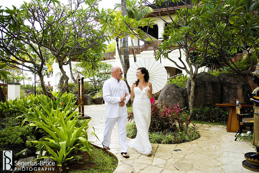Destination Wedding in Mauritius at The Hilton