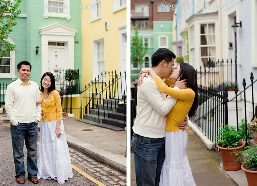 London Pre Wedding Photo Shoot