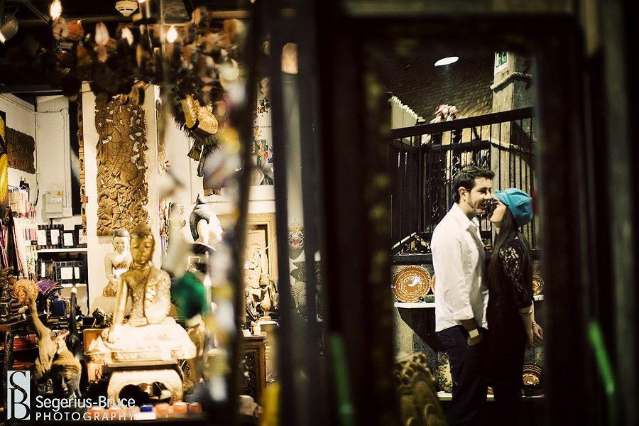 The Stables Market in Camden for a photo shoot session