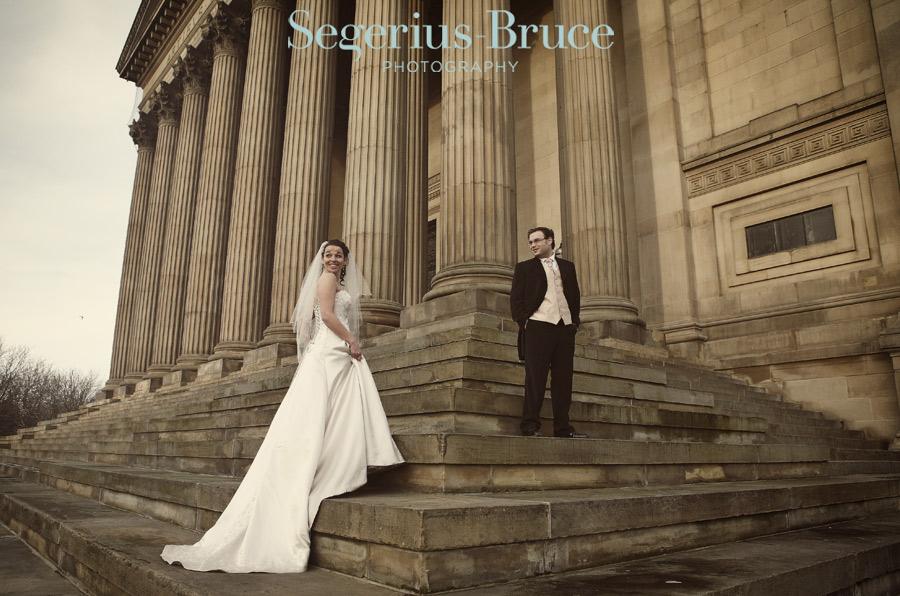 St George's Hall Liverpool Wedding