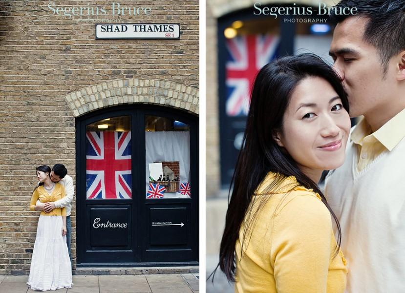 London Wedding Photographer Engagement Shoot