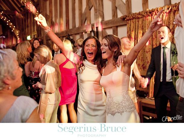 Wedding at Gatestreet Barn Surrey