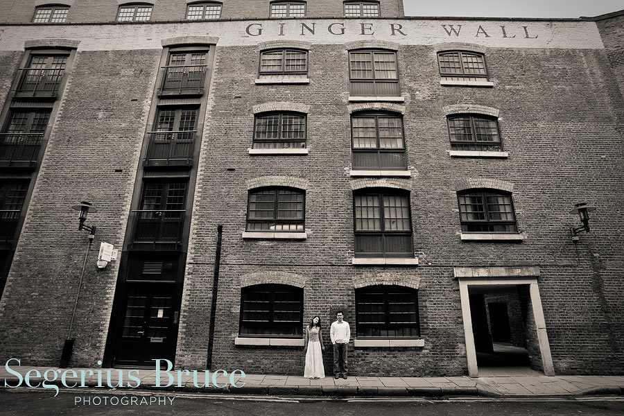 Quirky wedding photography London Engagement shoot