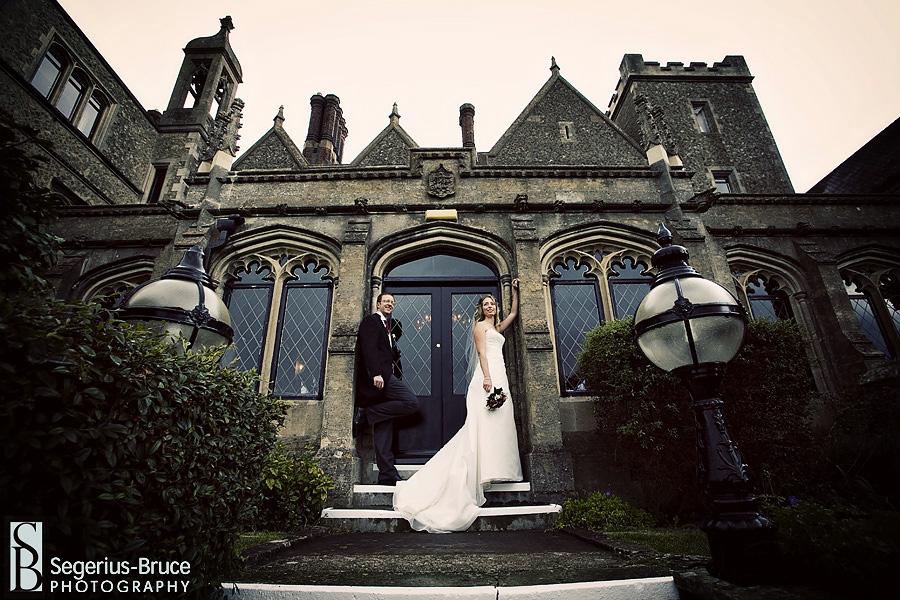 Wedding at Nutfield Priory Surrey