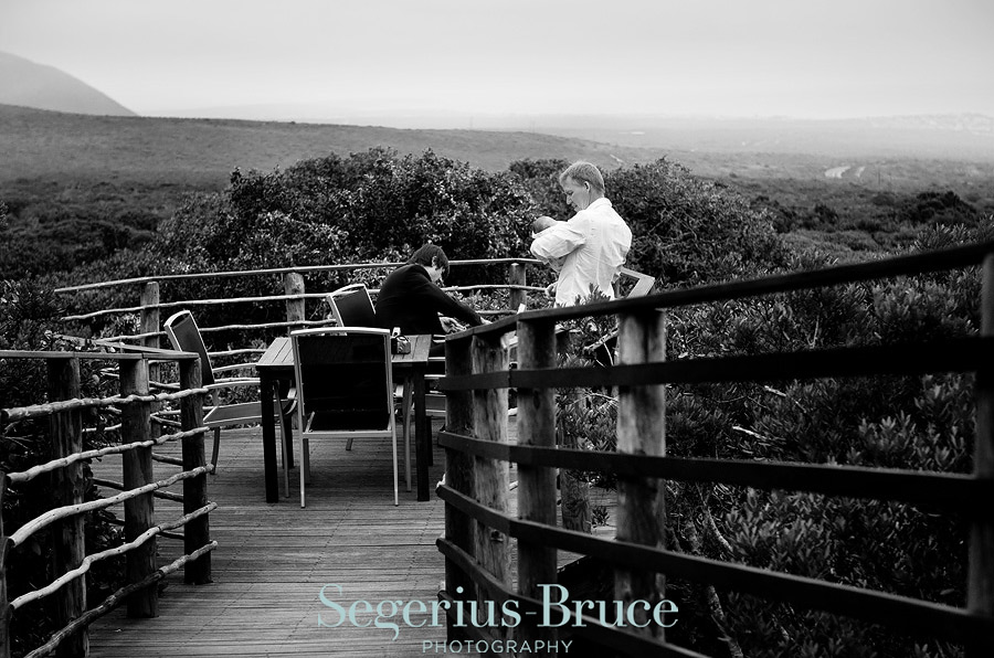 Grootbos Private Nature Reserve Wedding in Cape Town