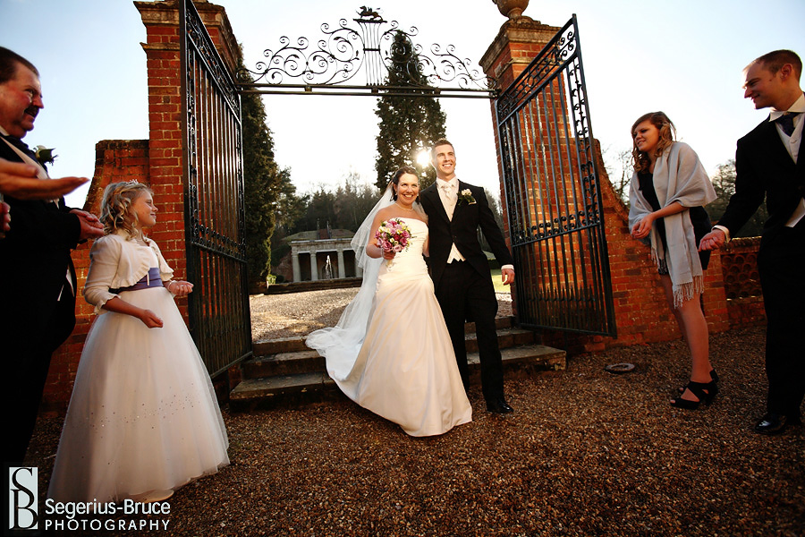 Wotton House Dorking Wedding