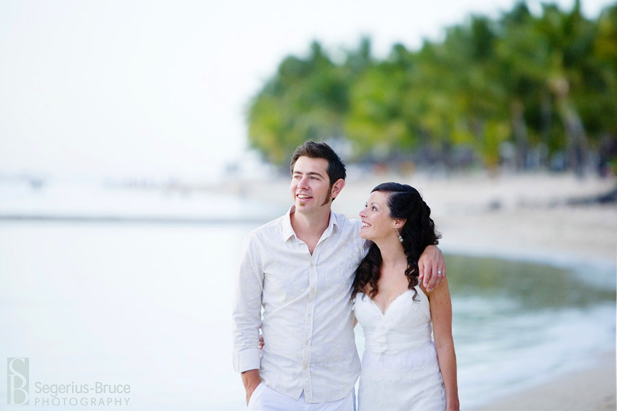 Desintation Wedding in Mauritius, the Hilton Hotel. Creative Photography.