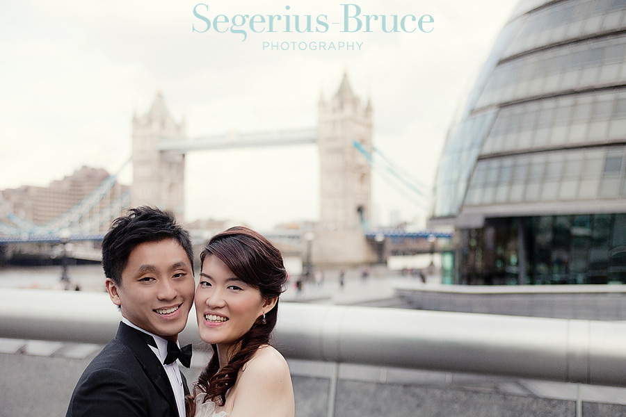 London Pre Weddingng shoot. Chinese pre wedding overseas