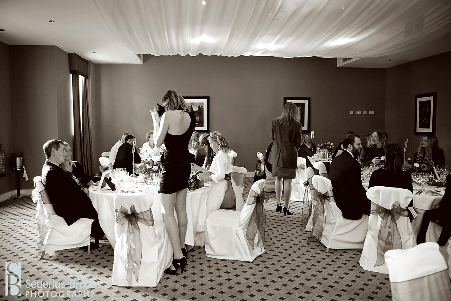 Wotton House Wedding Reception