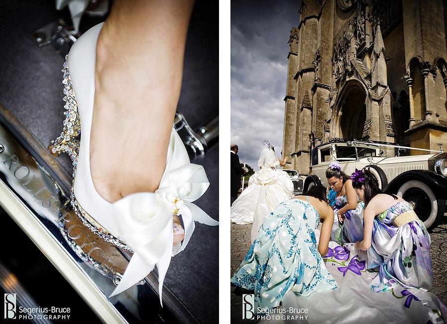 Wedding at Arundel Cathedral