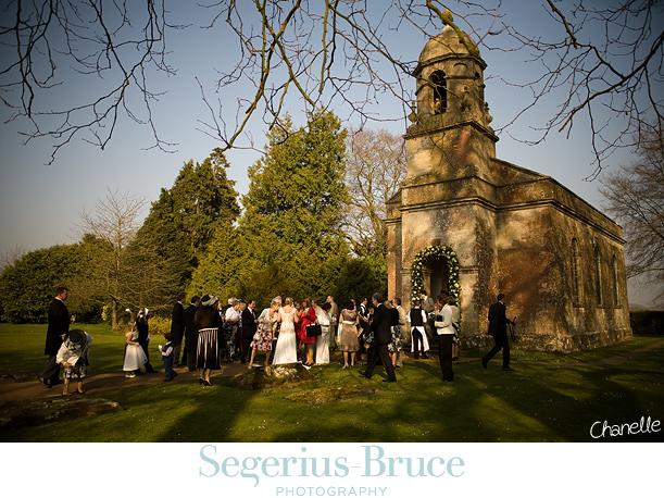 Wedding at Babington House