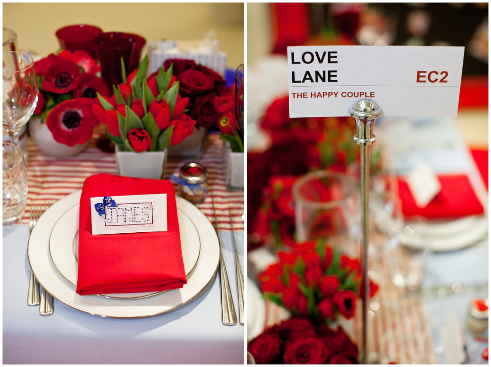 British Themed Wedding and Party Decoration ideas (1)