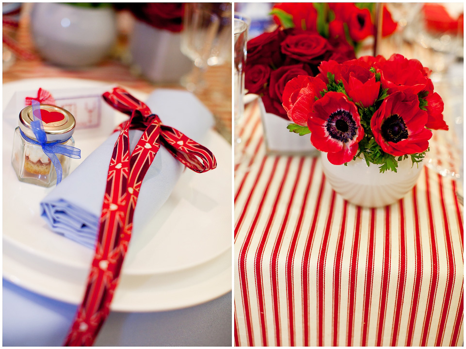 British Themed Wedding and Party Decoration ideas (9)