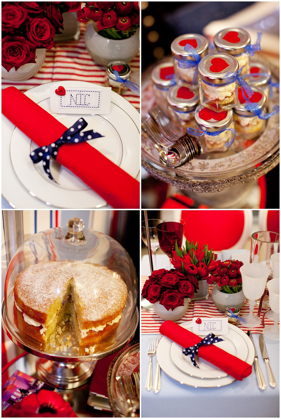 British Themed Wedding and Party Decoration ideas (10)