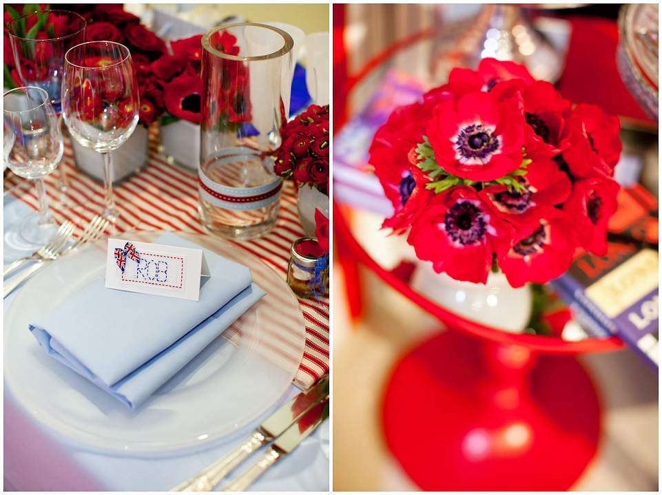 British Themed Wedding and Party Decoration ideas (15)