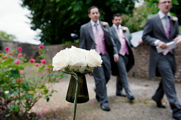 Wedding at Bradley House, Wiltshire