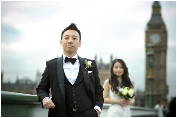 London Pre Wedding Shoot featuring  Chelsea Football Club (5)