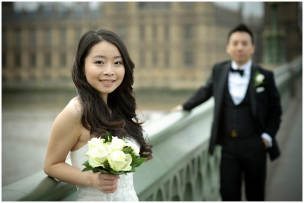 London Pre Wedding Shoot featuring  Chelsea Football Club (6)