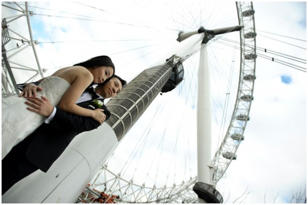 London Pre Wedding Shoot featuring  Chelsea Football Club (10)