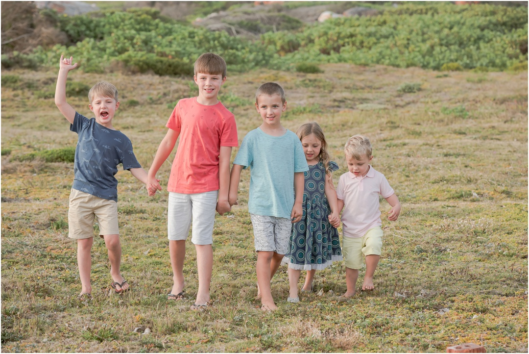 FAMILY PORTRAIT-ST-FRANCIS