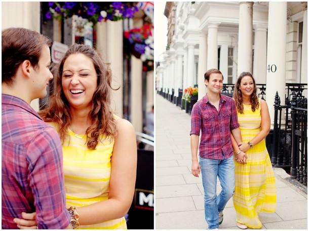 Hyde Park London Engagement Shoot (21)