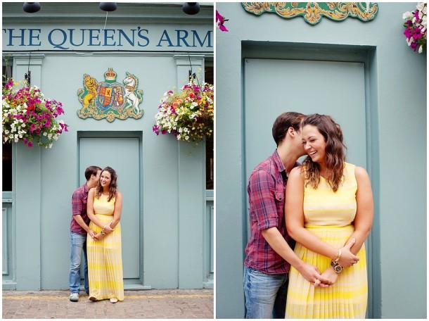 Hyde Park London Engagement Shoot (24)