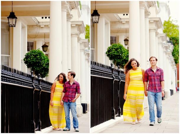 Hyde Park London Engagement Shoot (27)