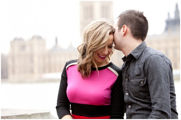 A London Pre Wedding Engagement shoot with colour blocking (7)