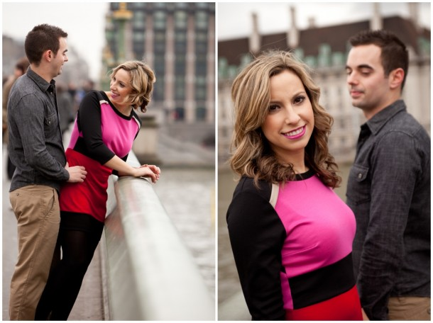 A London Pre Wedding Engagement shoot with colour blocking (17)