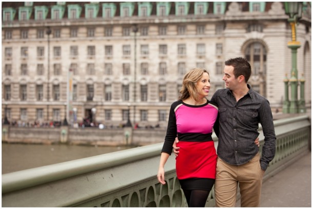 A London Pre Wedding Engagement shoot with colour blocking (19)