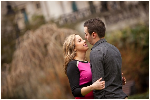 A London Pre Wedding Engagement shoot with colour blocking (23)