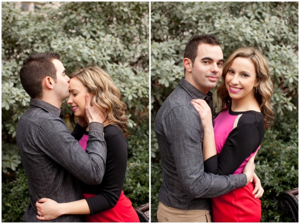 A London Pre Wedding Engagement shoot with colour blocking (25)
