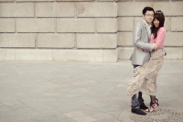 London Chinese Pre Wedding Engagement