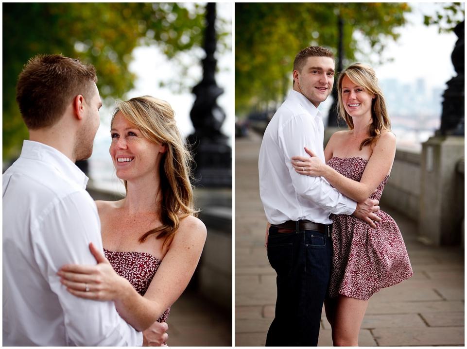 Pre Wedding London Engagement Shoot (5)