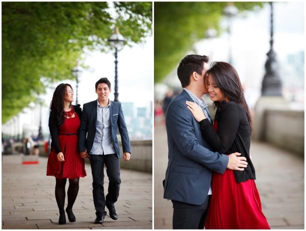 London Engagement Shoot (1)