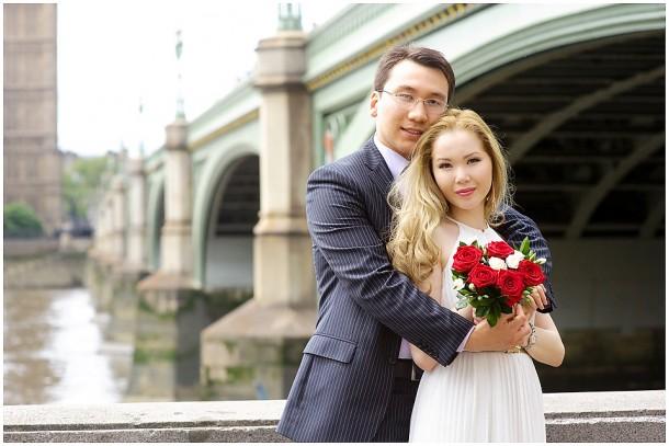 London Pre Wedding Engagement Shoot  (1)