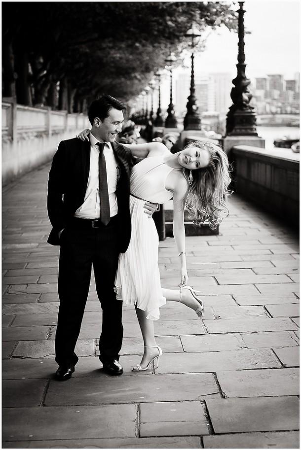 London Pre Wedding Engagement Shoot  (2)